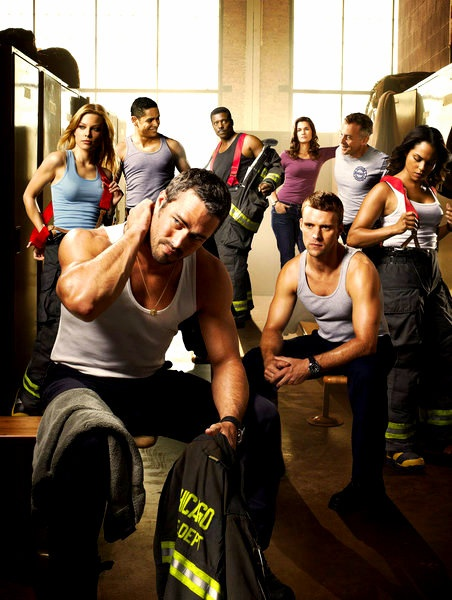 Chicago Fire ~best show ever