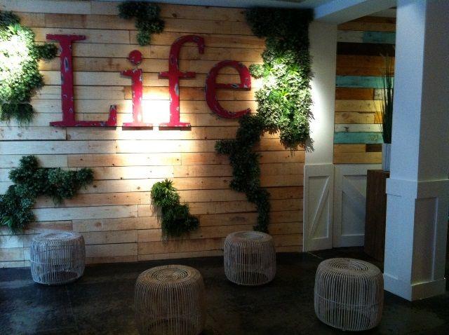 17 mejores ideas sobre jardin vertical artificial en - Jardin vertical interior ikea rouen ...
