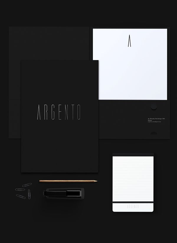 Argento. Jewelry salon. on Behance