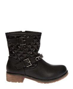 Boots-matelassées-Kiabi-Soldes-Hiver-2015
