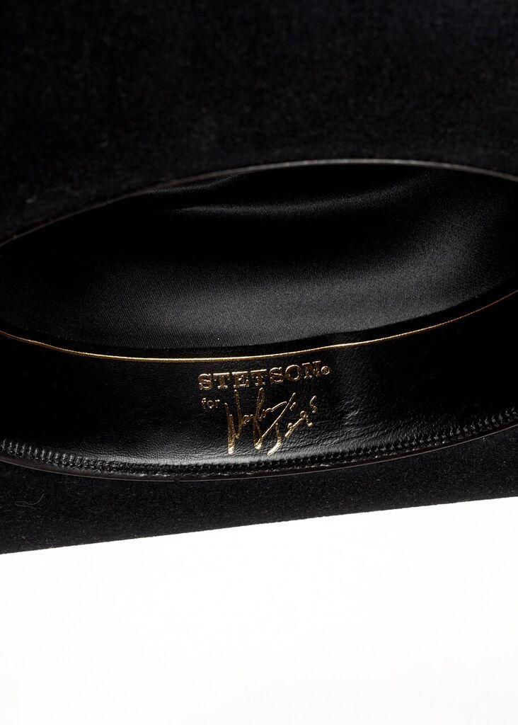 The Lash Stetson Hat - Made Exclusively for Midnight Rider  62e636c6017