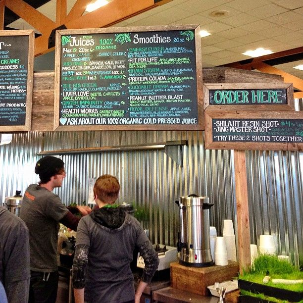Los Angeles Smoothie: EREWHON Natural Foods Is The Premiere Health Food Store In