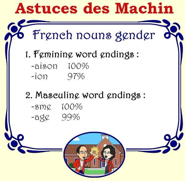 Astuces des Machin / Tips from the Machins