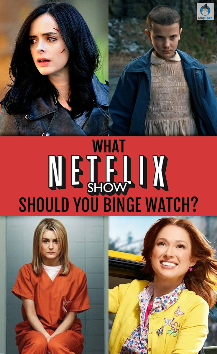 Everyone out there has found themselves binging a Netflix show at one point or another. What should be your conquest this weekend? Answer these fun TV quiz questions and find out here!