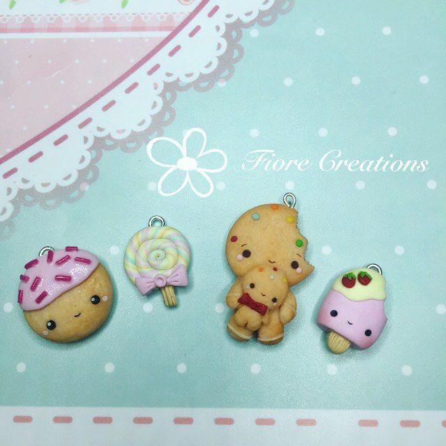 Fiore98j.Kawaii 3 Fimocreation Cute Fiore98j Fimo Kawaiiclay Kawaii