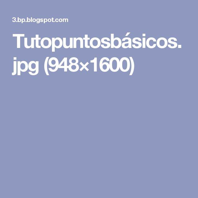 Tutopuntosbásicos.jpg (948×1600)