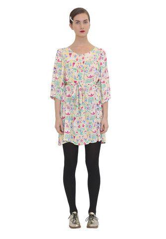 Halme dress. Shop: http://shop.ivanahelsinki.com/collections/moomin-by-ivana-helsinki/products/halme-1