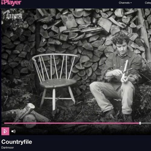 Anyone spot me on #bbc #countryfile last night? Great feature...