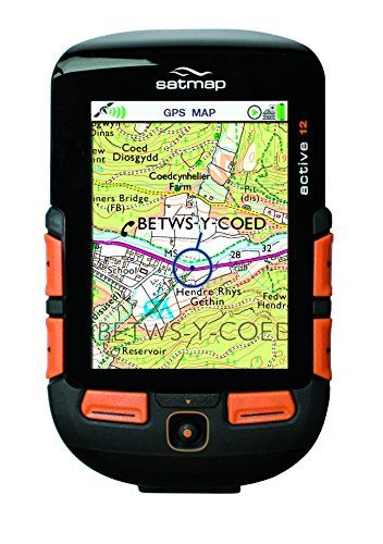 High resolution ordnance survey mapping for UK (six times the resolution of standard mapping) with a 89 mm HVGA screen Power bundle, including 2700 mAh LiPol rechargeable battery and wall/car charger Support for bluetooth smart heart rate monitors and cadence/speed devices