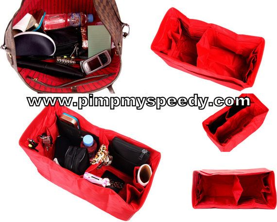 Bag Organizer for Louis Vuitton Neverfull GM by PimpMySpeedydotcom, $24.99