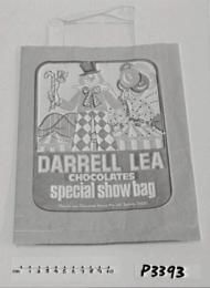 P3393 Showbag, Royal Easter Show, 'Darrell Lea' Chocolates, [Sydney, Australia], (OF). - Powerhouse Museum Collection