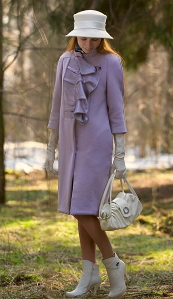 Пальто с юбкой мэри поппинс