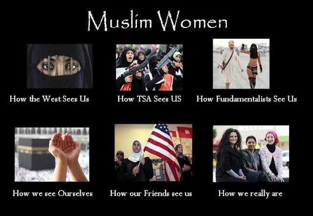 Muslim Women #people #women #muslim