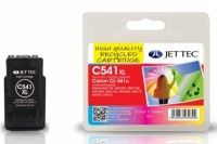 JetTec Canon CL-541 CMY Colour Remanufactured Ink The Canon CL-541 CMY Colour remanufactured Ink Cartridge by JetTec - C541XL is a JetTec branded remanufactured printer ink cartridge for Canon printers. They provide OEM style quality printing but at  http://www.MightGet.com/february-2017-3/jettec-canon-cl-541-cmy-colour-remanufactured-ink.asp
