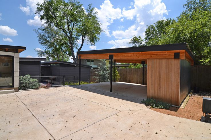 28 best images about carport on pinterest woodworking for Contemporary carport design architecture