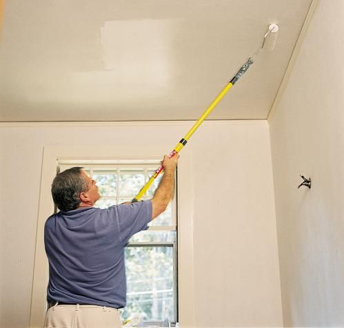 How to Paint Doors, Windows, and Walls