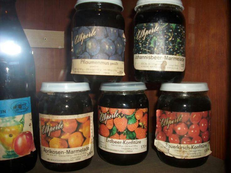 DDR Marmelade aus Zörbig