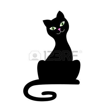 Black Cat Clip Art Images