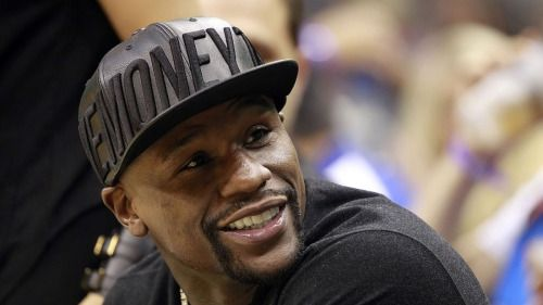 Floyd Mayweather: Adrien Broner calling me out was the... #AdrienBroner: Floyd Mayweather: Adrien Broner calling me out was… #AdrienBroner