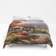 Zelda Village Comforters