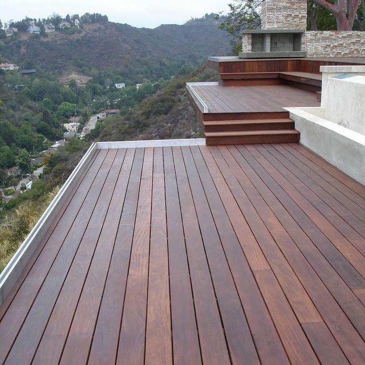 Best 25 hillside deck ideas on pinterest garden ideas for Second story deck designs