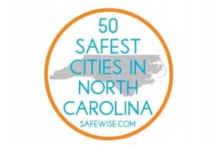 50 Safest Cities in North Carolina - SafeWise