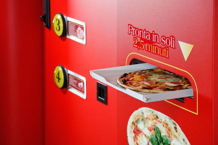 Let's Pizza Makes 100 Different Variations from Scratch #food trendhunter.com