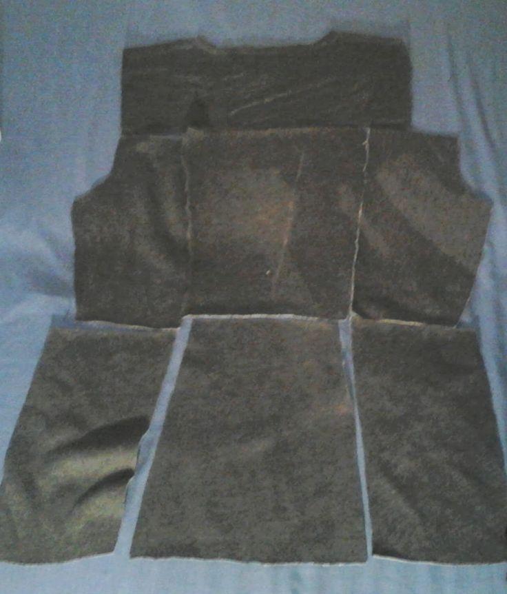 blondeinspires: Dresowa marynarka z męskiej bluzy