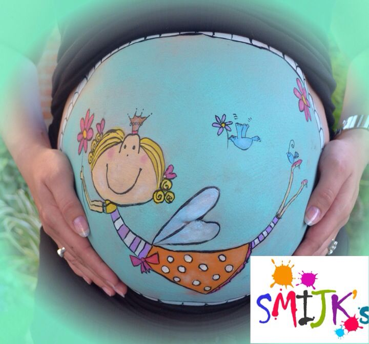 Bellypaint Belly painting