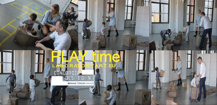 FAMILY TIME  BY LABORATORYART.EU