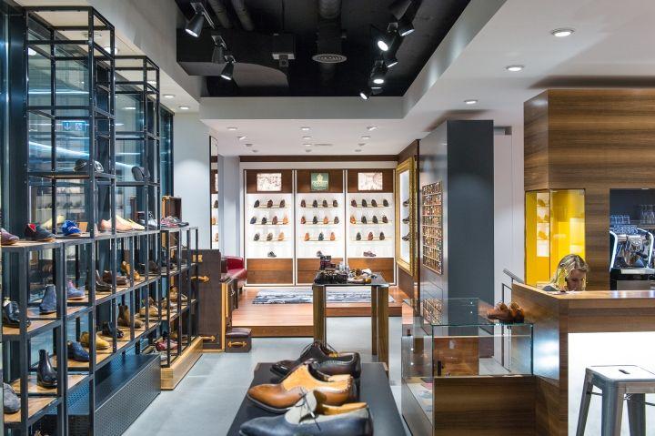 BROGUE Shue Store by MAGMA Vision d'Espace & Design, Geneva – Switzerland » Retail Design Blog