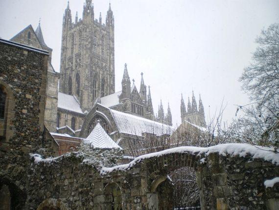 blogdetravel: Canterbury, un oraş tipic britanic, dar atât de fr...