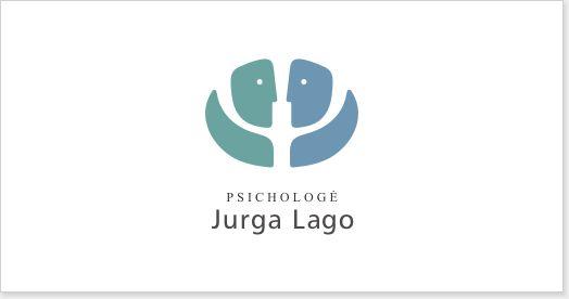 psychologist-jurga-lago-logo-design