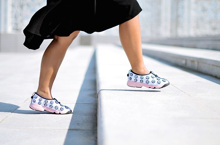 dior fusion sneakers inspiration post