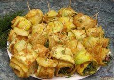 """Самые вкусные рецепты: Жареные кабачки """"Тещин язык"""""""