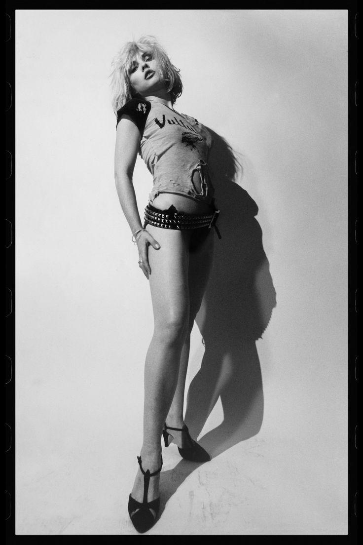 Debbie Harry & Iggy Pop For Paco Rabanne Black XS (Vogue.co.uk)