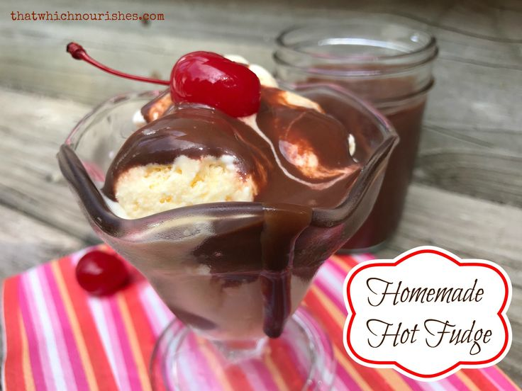 Homemade Hot Fudge (Occidental Hotel)