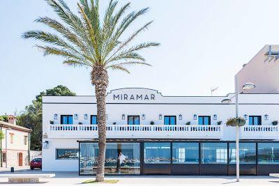 Portal de Diseño y Decoración: Gastrononía y diseño en Miramar, el hotel con enca...