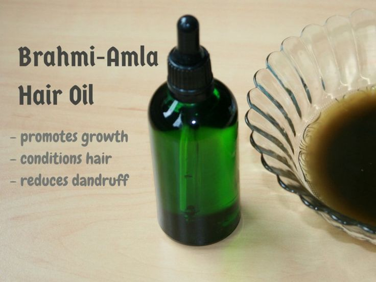 How to Make Brahmi-Amla Hair Oil: Promotes Growth, Conditions Hair