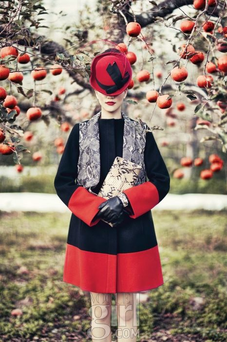 apple farm!