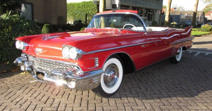 Cadillac 62 Convertible (1958) for Sale - Classic Trader