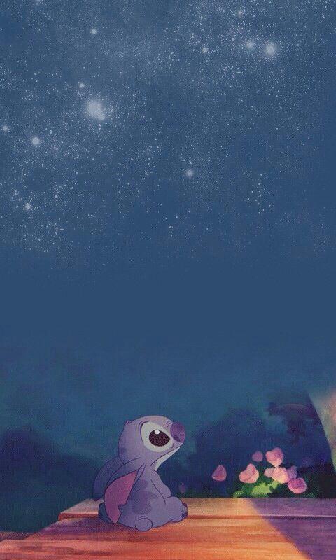 Cute Lilo and Stitch wallpaper