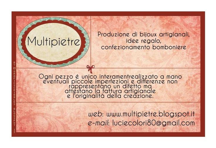 Grafic Scribbles: ...e grafica,banner, intestazione...tutto per Multipietre