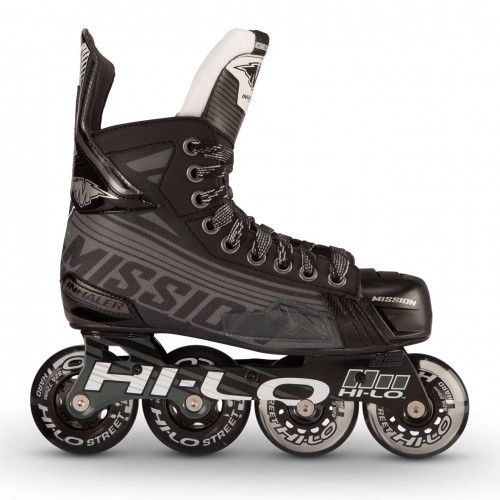 Mission Inhaler DS7 Inline Hockey Skate - Youth