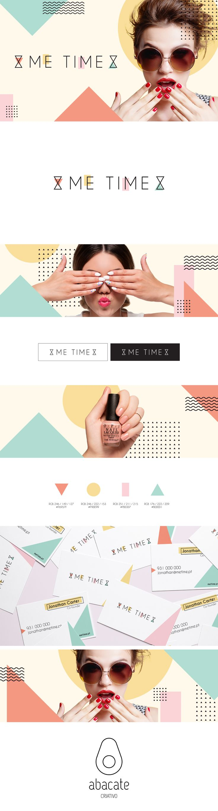 Me Time #graphicdesign #brand #branding #design #designgrafico #abacatecriativo #Buinesscard #layout #metime