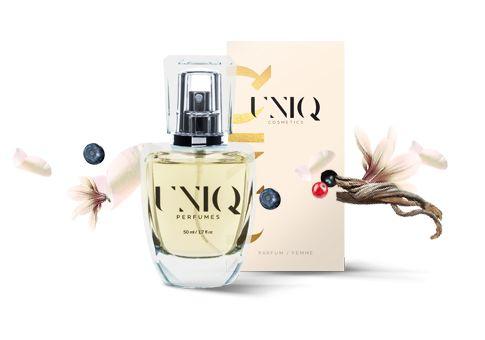 UNIQ Women's Parfumes NR.15 (echiv. PACO RABANNE- LADY MILLION  18€/50ml)