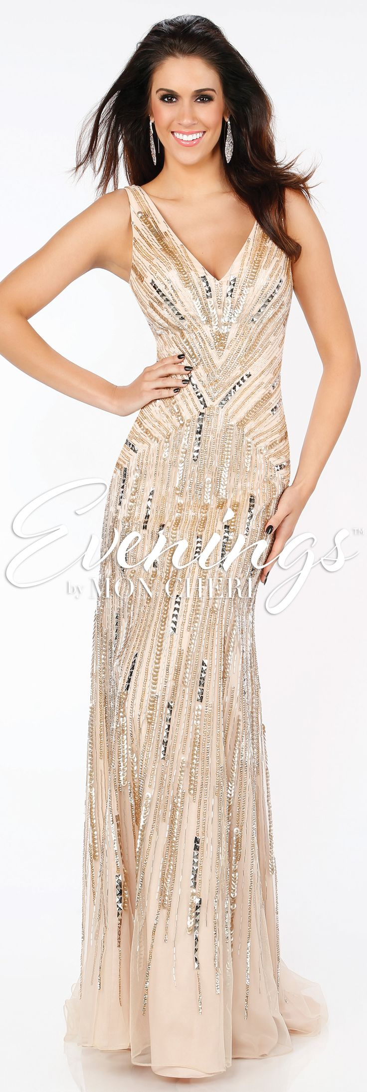 Evenings by Mon Cheri Spring 2016 - Style No. 11652 #promdresses