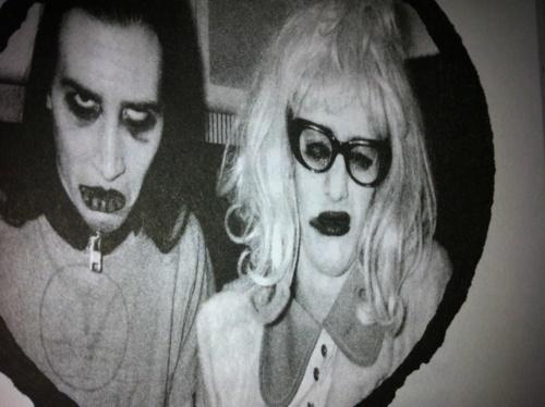 Marilyn Manson & Twiggy Ramirez, 1995