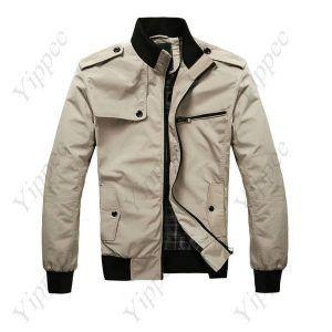 Classic Terylene Jacket Coats for Boy Men  $57.65