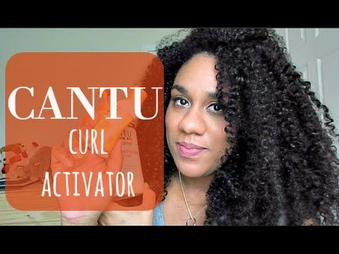 Review Cantu Shea Er Curl Activator Cream